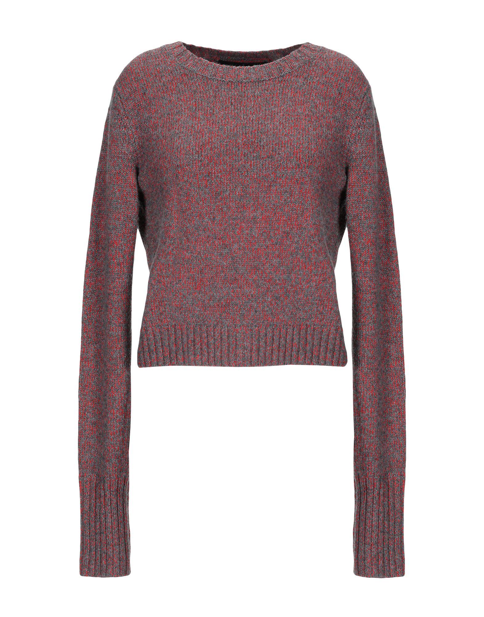 MARC BY MARC JACOBS Свитер marc jacobs свитер с округлым вырезом и лягушкой