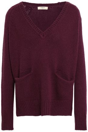 BA&SH Jackson cashmere sweater