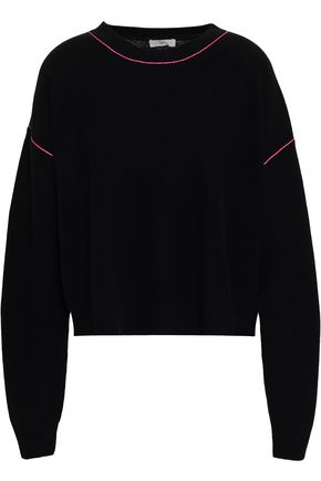 JOIE Wool and cashmere-blend sweater