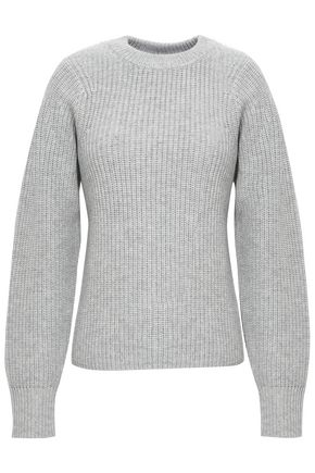 JOSEPH Wool, silk and cashmere-blend sweater