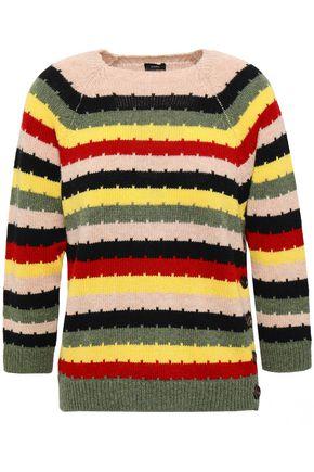JOSEPH Intarsia wool sweater