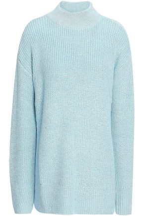 MICHAEL MICHAEL KORS Metallic knitted sweater