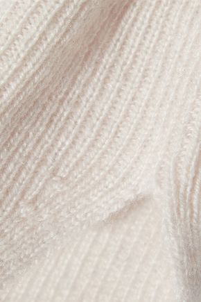 DUFFY Split-back cashmere sweater