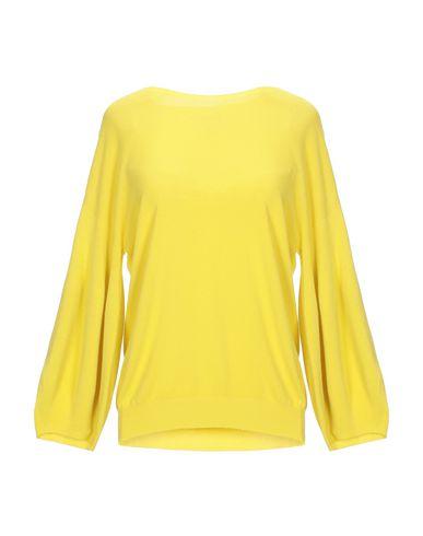 Купить Женский свитер  желтого цвета