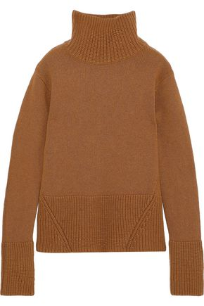 IRIS & INK Parker merino wool turtleneck sweater