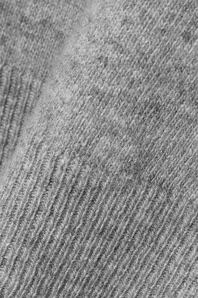 IRIS & INK Josie mélange knitted sweater