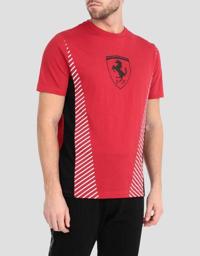 89d7c23c246 Ferrari Men's T-shirts | Scuderia Ferrari Official Store