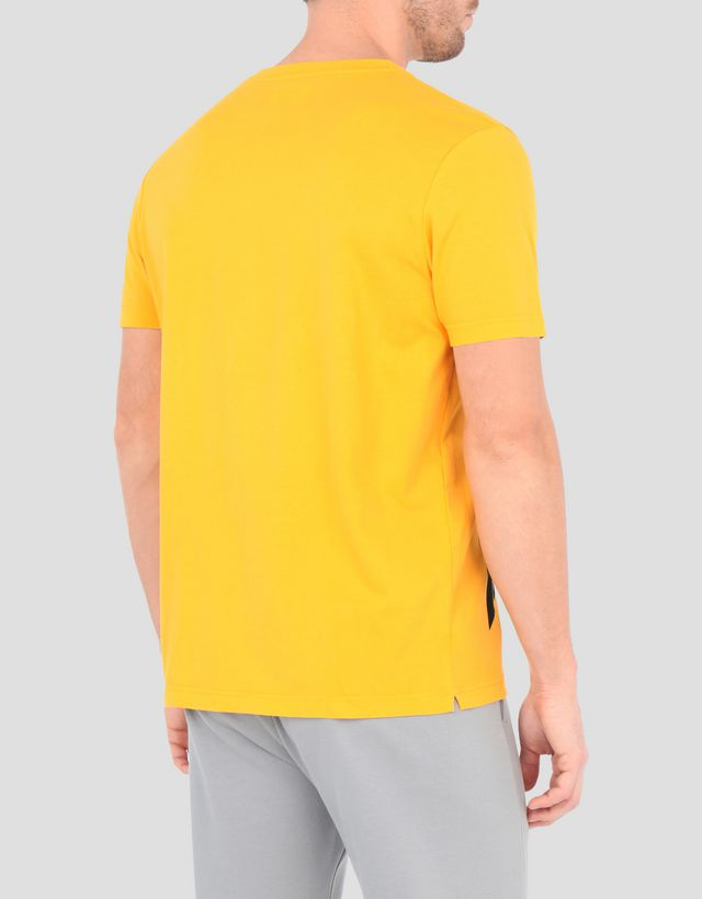 ca208dd57 ... Scuderia Ferrari Online Store - Men's printed cotton T-shirt - Short  Sleeve T- ...