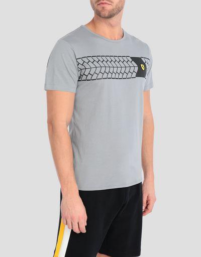 8add0412 Ferrari Men's T-shirts | Scuderia Ferrari Official Store