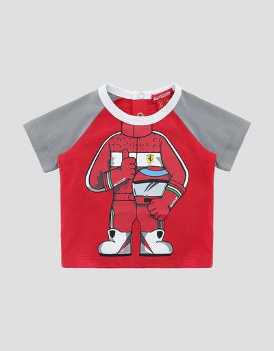Ferrari Baby Clothing And Accessories Scuderia Ferrari Official Store