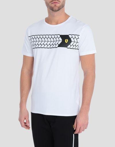 ebcfa4e9059 Ferrari Men's T-shirts | Scuderia Ferrari Official Store