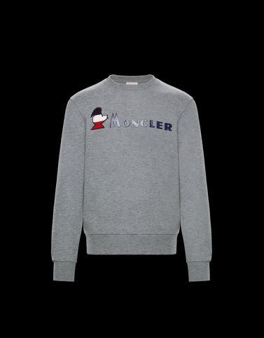SWEATSHIRT Grey Category Sweatshirts