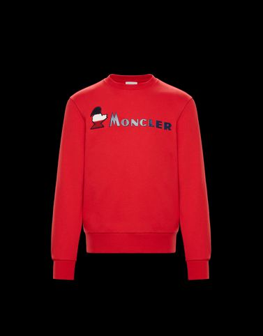 SWEATSHIRT Red Category Sweatshirts
