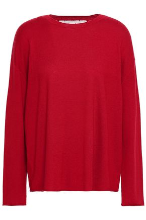 REDValentino Cashmere and silk-blend sweater