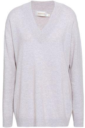 ZIMMERMANN Mélange cashmere sweater