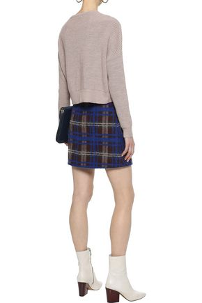 TART COLLECTIONS Blossom cropped merino wool sweater
