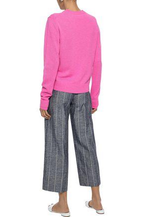 IRIS & INK Lucia mélange cashmere sweater