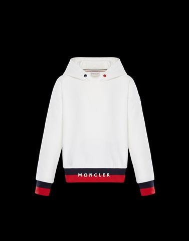 Moncler Junior 8-10 Years - Boy Man: SWEATSHIRT
