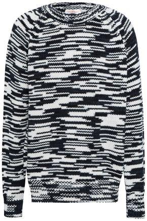 TORY BURCH Marled メリノウール セーター