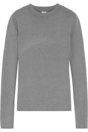 IRIS & INK シルク セーター