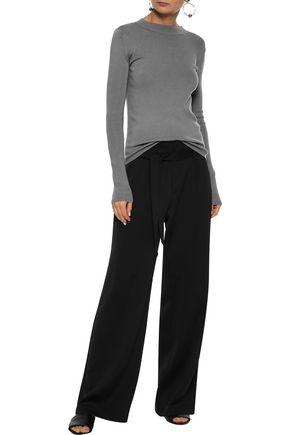 IRIS & INK Alina silk sweater