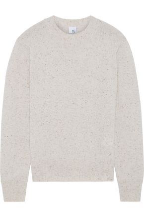 IRIS & INK Nicole marled wool sweater
