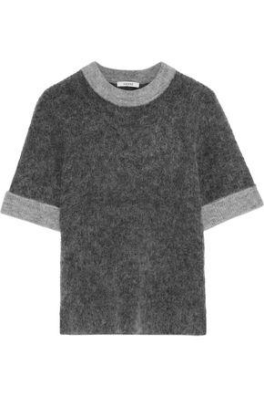 GANNI ブラッシュドストレッチニット セーター