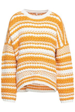 MAJE Cotton-blend sweater