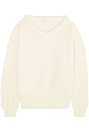 LEMAIRE Ribbed wool sweater