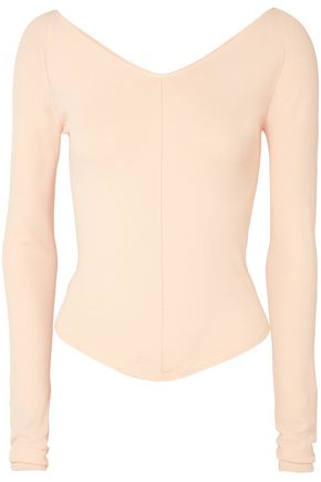 LEMAIRE Stretch-knit top