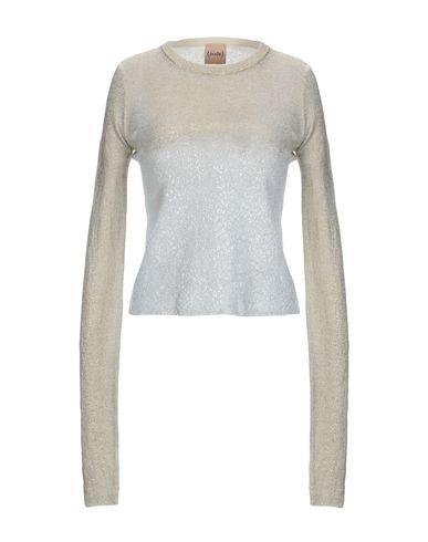 Купить Женский свитер  золотистого цвета