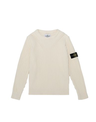 STONE ISLAND JUNIOR Sweater Man 508A6 f