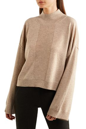 ATM ANTHONY THOMAS MELILLO Wool and cashmere-blend turtleneck sweater