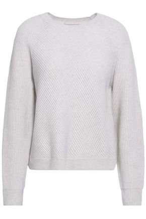 VINCE. Wool and cashmere-blend sweater