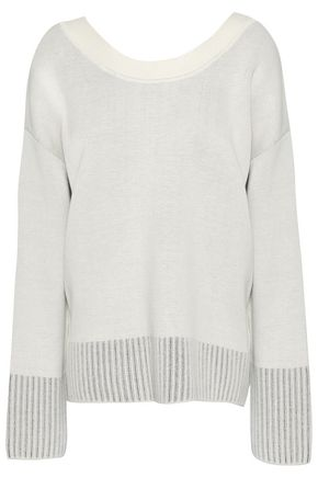 3.1 PHILLIP LIM Silk-blend sweater
