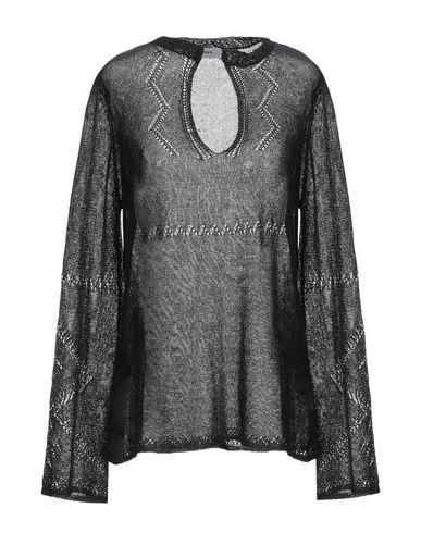 Фото - Женский свитер ALPHA STUDIO черного цвета