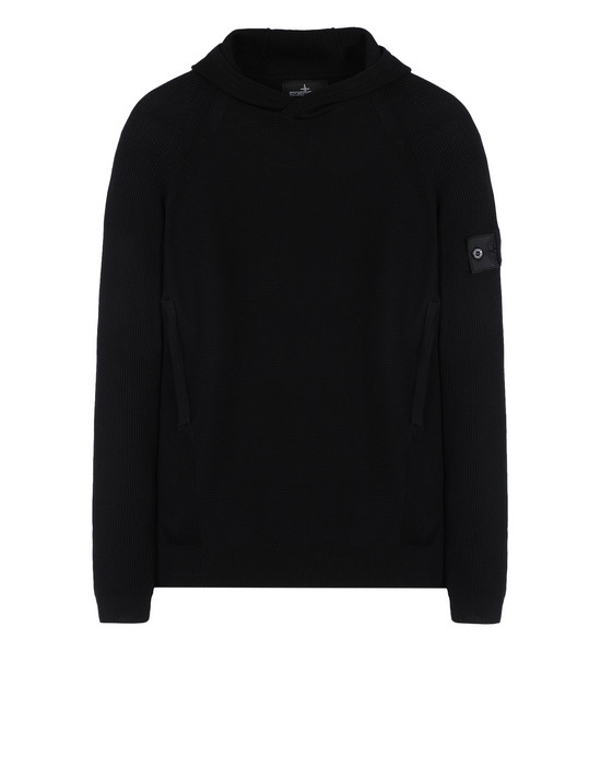 Sweater 502A4 HOLSTER POCKET HOODIE (MERCERISED COTTON) STONE ISLAND SHADOW PROJECT - 0