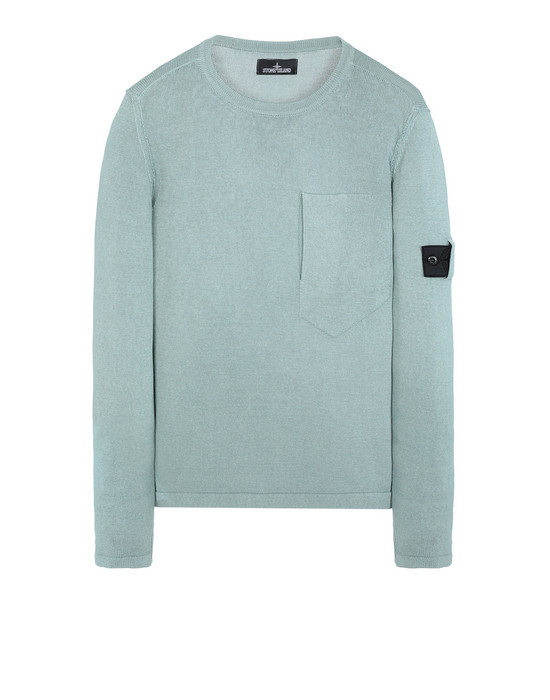 STONE ISLAND SHADOW PROJECT Jersey 503A2 LS T-SHIRT (MERCERISED COTTON)