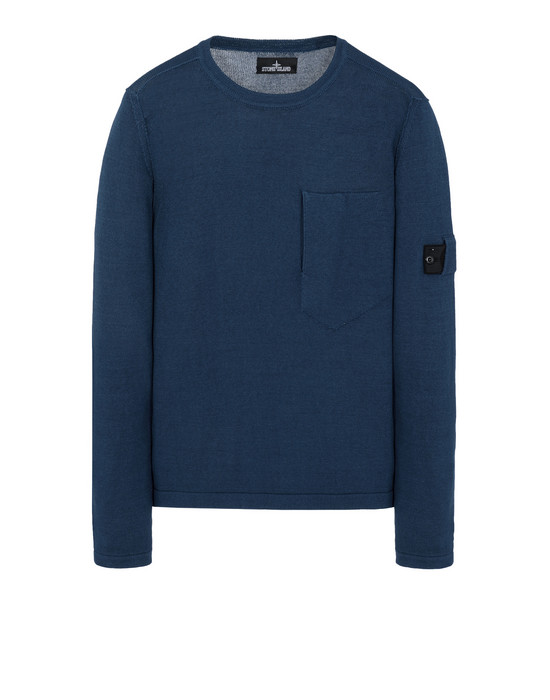 Sweater 503A2 LS T-SHIRT (MERCERISED COTTON) STONE ISLAND SHADOW PROJECT - 0