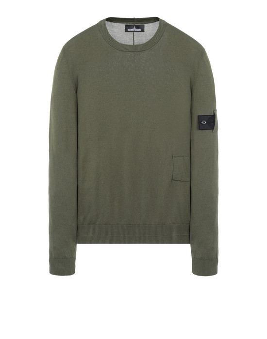 Свитер 501A1 CREWNECK (SOFT COTTON)  STONE ISLAND SHADOW PROJECT - 0