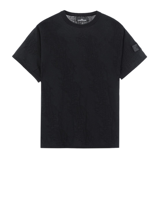 Short sleeve sweater 506A5 KIMONO T-SHIRT (COTTON CREPE) STONE ISLAND SHADOW PROJECT - 0
