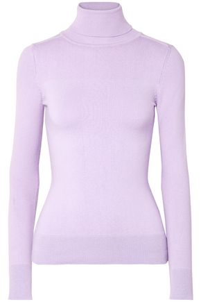 JOOSTRICOT Cotton-blend turtleneck sweater