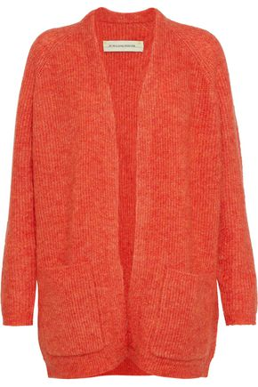 BY MALENE BIRGER Belinta mélange knitted cardigan