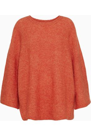BY MALENE BIRGER Riksos oversized mélange knitted sweater