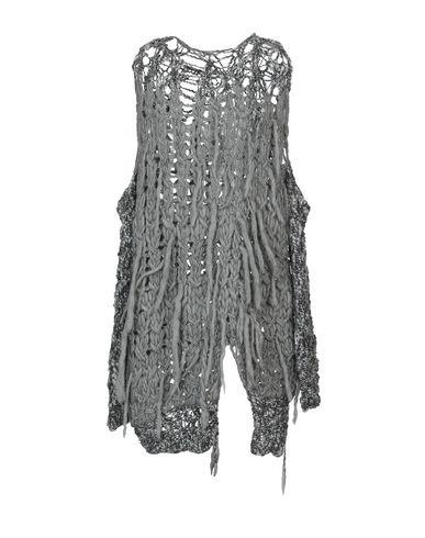 Фото 2 - Женский свитер BARBARA I GONGINI серого цвета