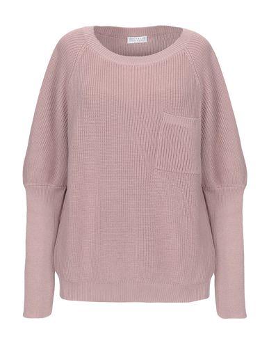 Фото - Женский свитер  пастельно-розового цвета