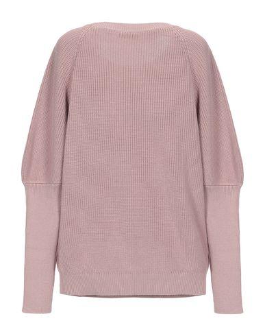 Фото 2 - Женский свитер  пастельно-розового цвета