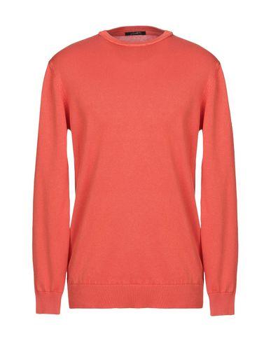 Фото - Мужской свитер HISTORIC оранжевого цвета