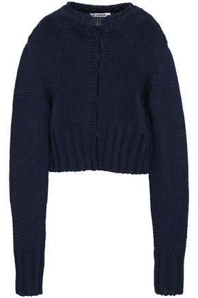 JIL SANDER Cotton cardigan