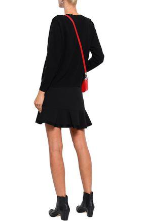 CLAUDIE PIERLOT Studded cotton-blend sweater